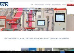 Nieuwe website TSKN